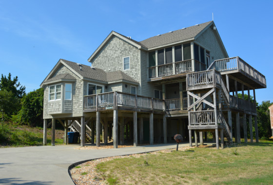 Rufoote Home Outer banks