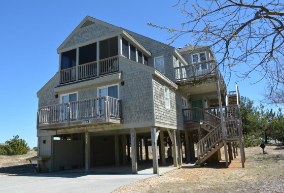 Paine Outer Banks Vacation Home Ships Watch