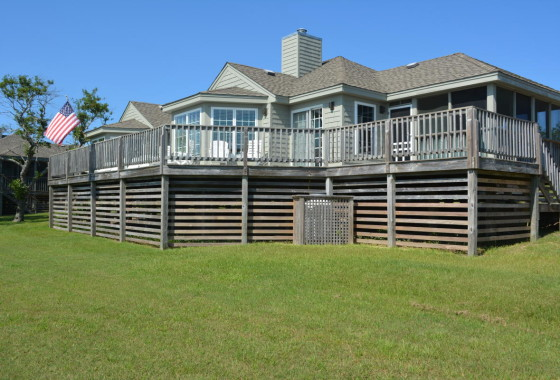 Tayer Outer Banks vacation home