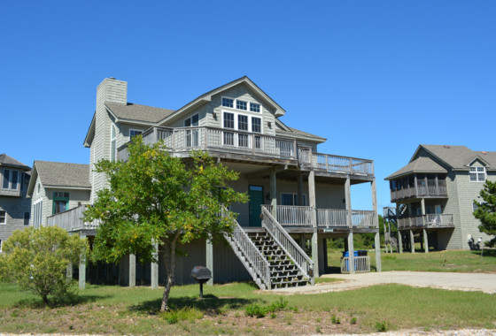 Tydway Outer Banks Vacation Home